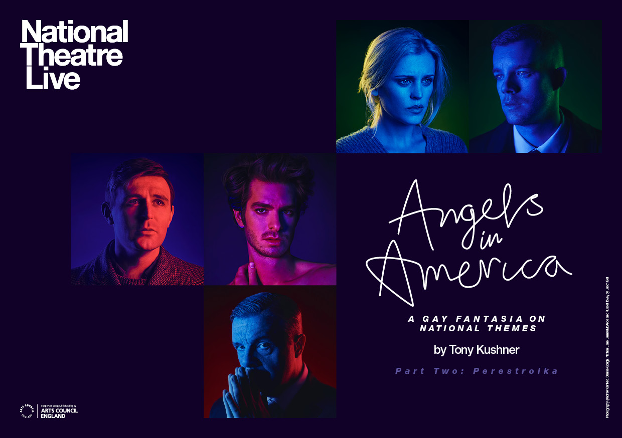 NT Live: Angels in America Part 2 - Perestroika