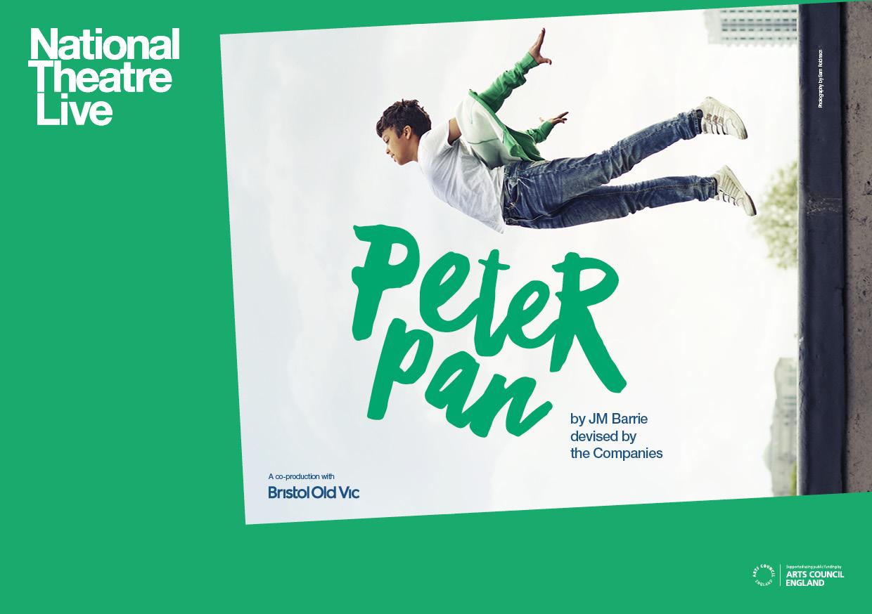 NT Live: Peter Pan