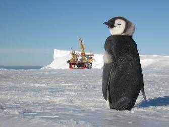 Antarctica: a Treasury of Climate Data