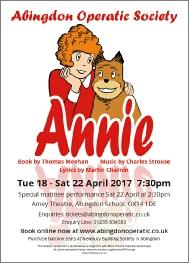 AOS Present: Annie