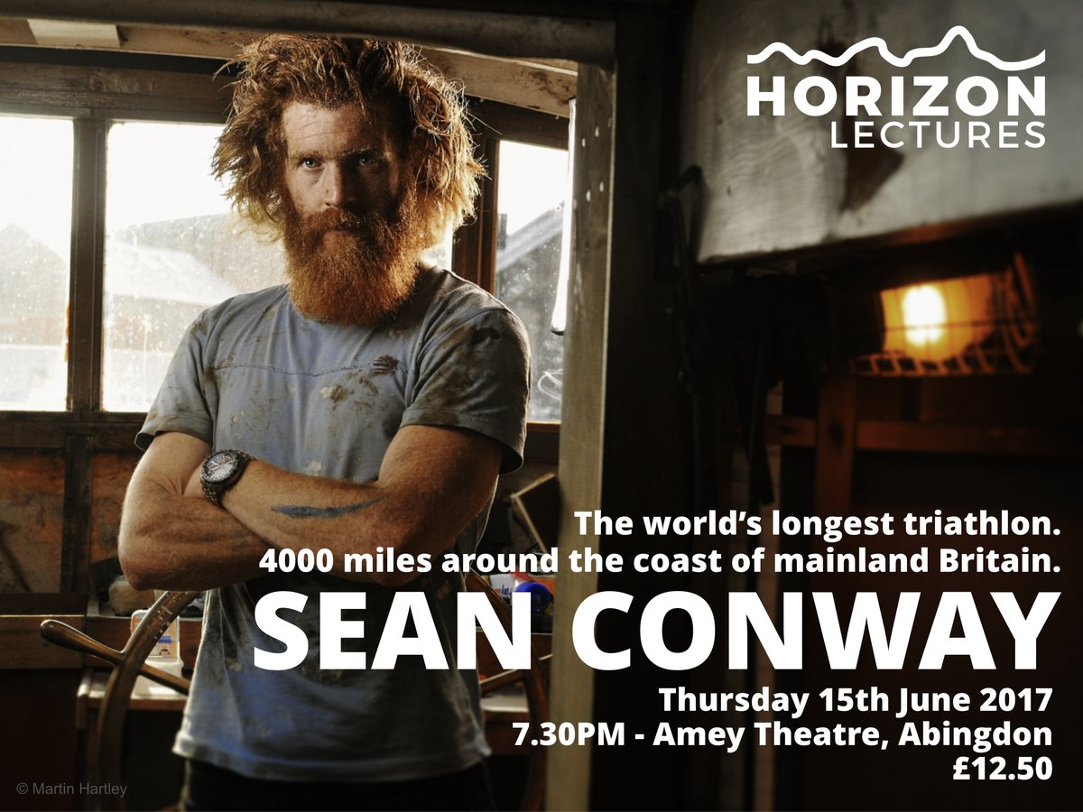 Horizon Lectures: Sean Conway