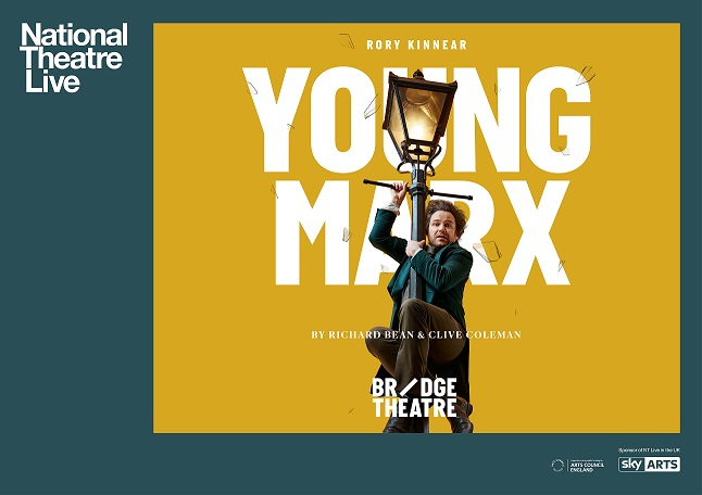 NT Live: Young Marx (Encore)