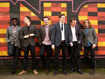 The Sons of Pitches - A Cappella Singing Workshop