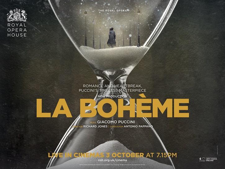 ROH Live: La Bohème