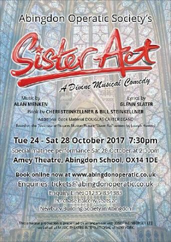 AOS Present: Sister Act
