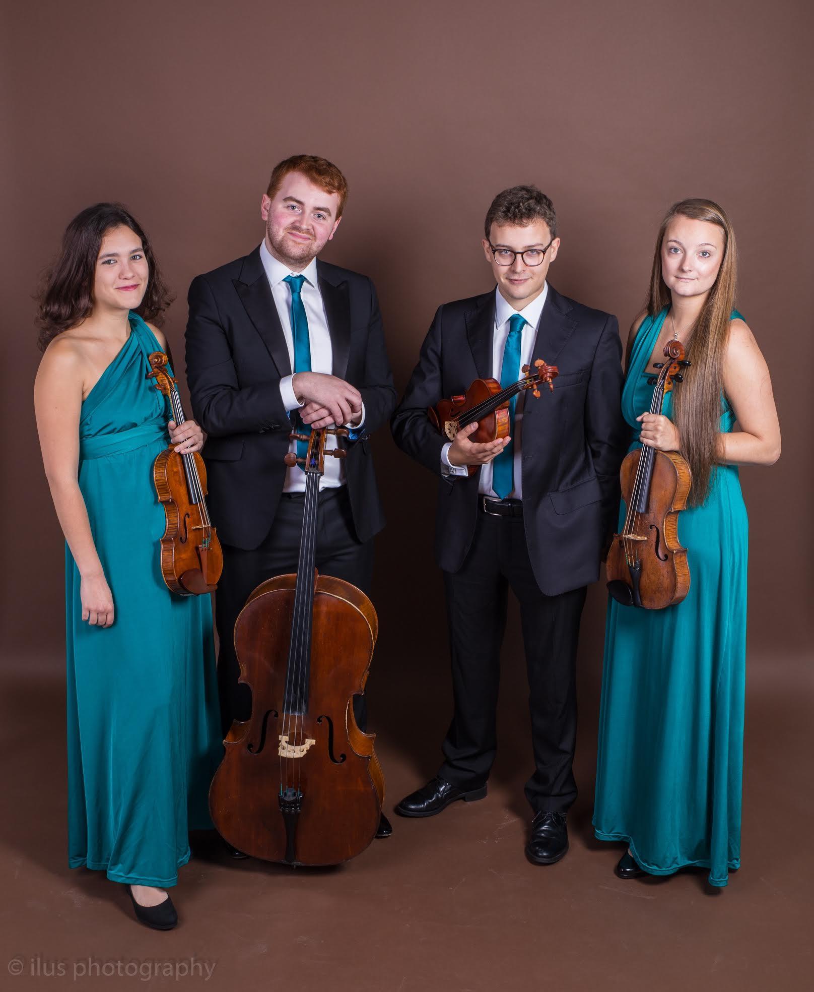 Concert of the Fitzroy Quartet