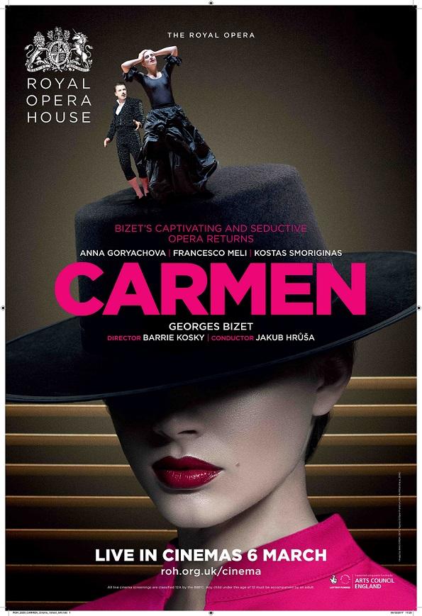 ROH Live: Carmen