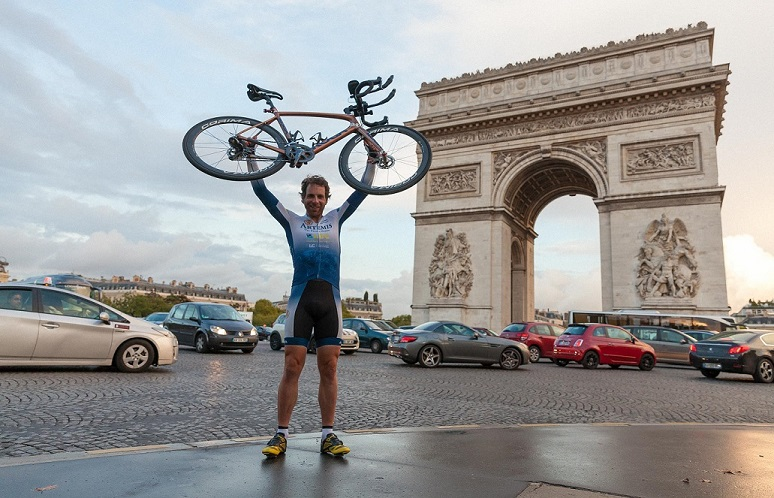 Horizon Lectures: Mark Beaumont