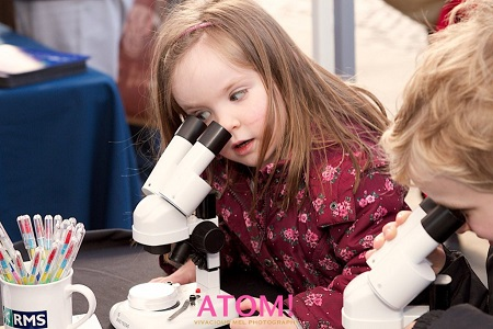 ATOM Festival: Family Science Fair in the Yang Science Centre