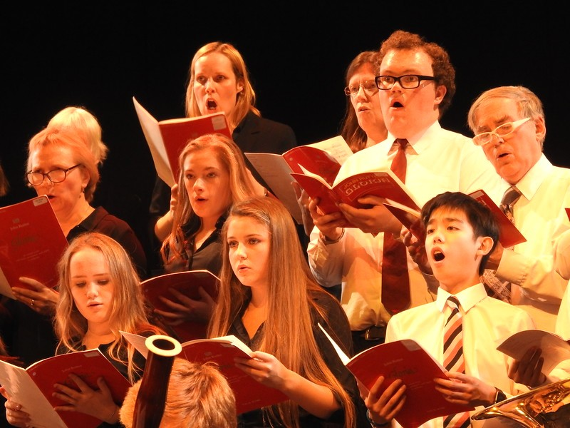 Joint School's Choral Society Concert - Mozart's Requiem