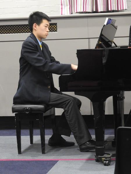 Solo Concert Platform No. 5
