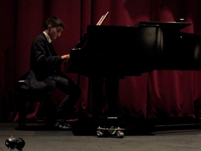 Steinway Inauguration Concert