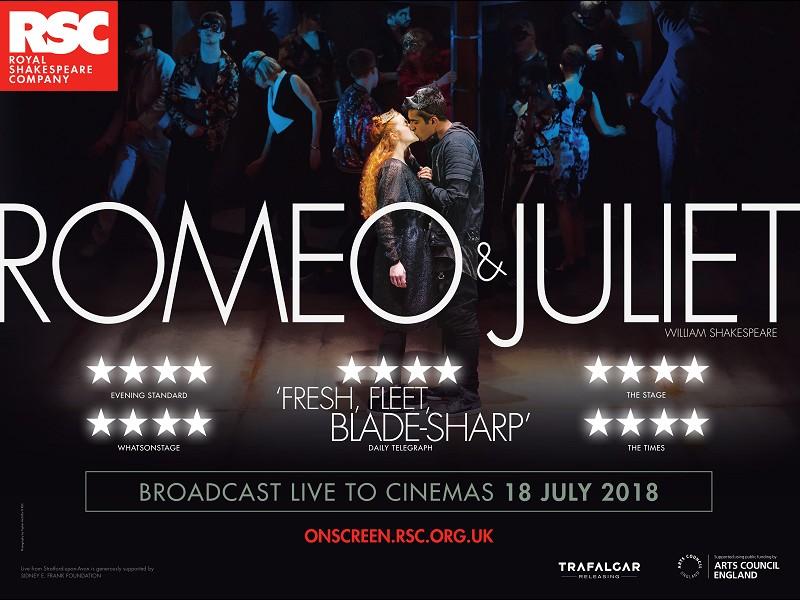 RSC Live: Romeo & Juliet (Encore)