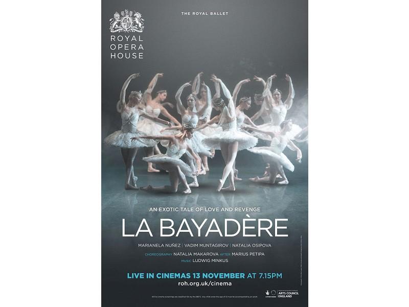 ROH Live: La  Bayadère