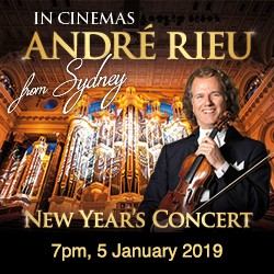 André Rieu: 2019 New Year's Concert from Sydney