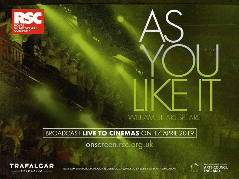 RSC Live: As You Like It