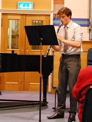 Music Society Woodwind Masterclass