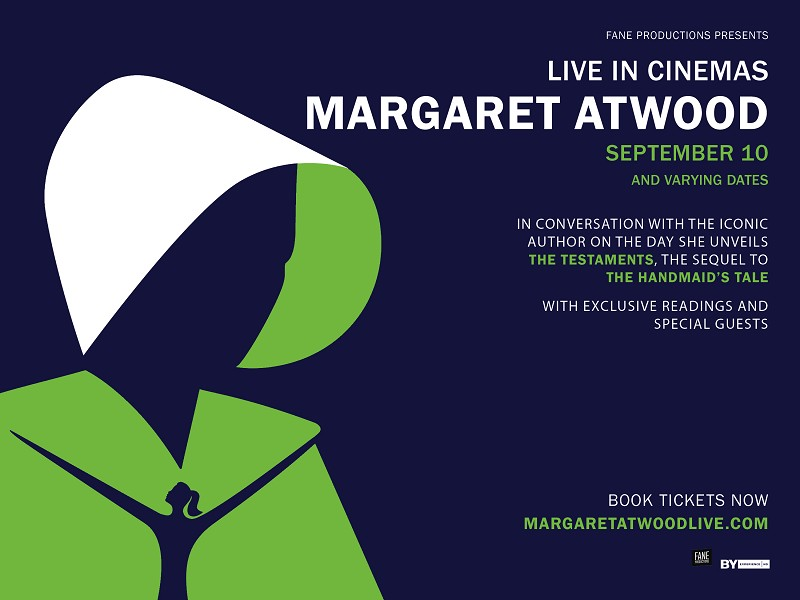 Margaret Atwood: Live in Cinemas