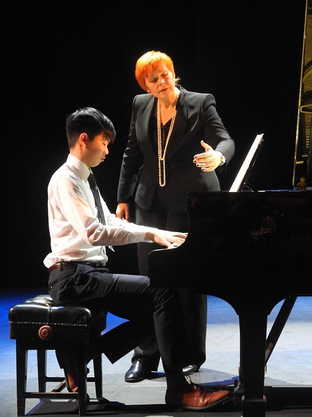 Music Society Piano Masterclass with Yekaterina Lebedeva