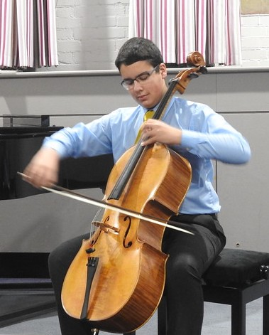 Music Society Cello Masterclass with Robert Max