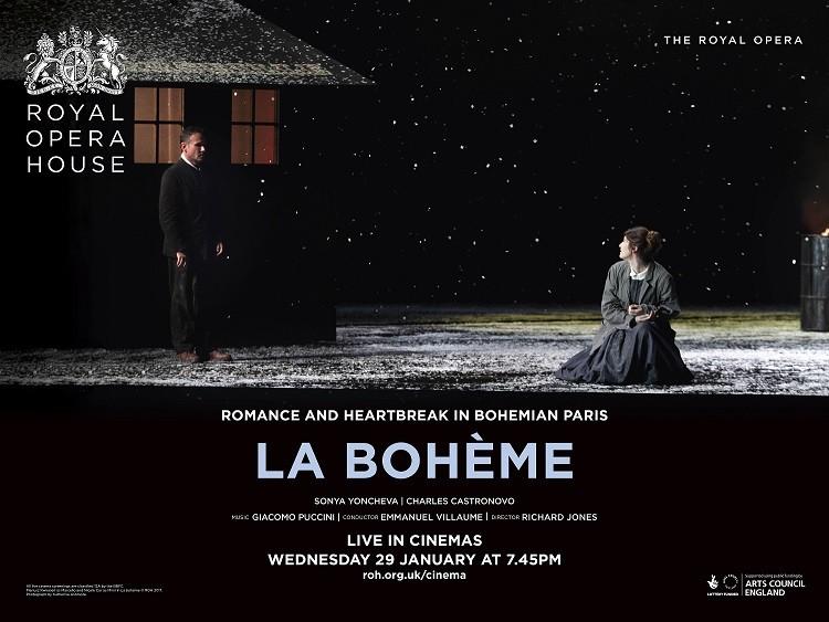 ROH Live: La Bohème (2020)