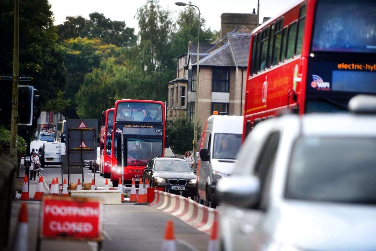 The $3m Transport Challenge: how do we keep Oxfordshire moving i