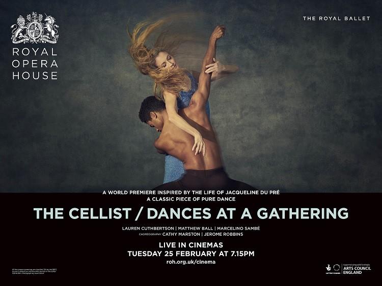 ROH Live: The Cellist / Dances At A Gathering