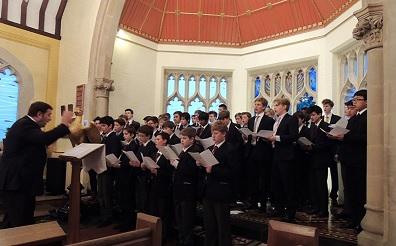 School Choral Concert