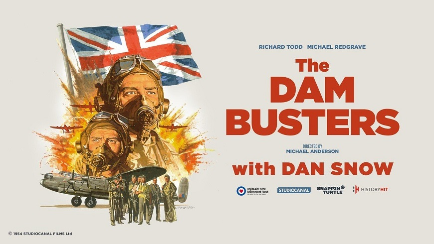 The Dam Busters at 75: Live From The Albert Hall
