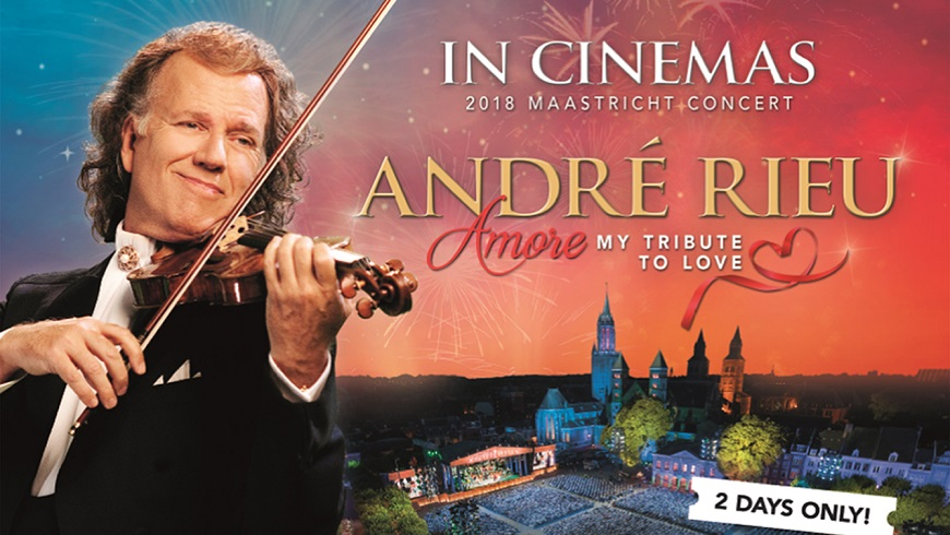 Andre Rieu's 2018 Maastricht Concert main image