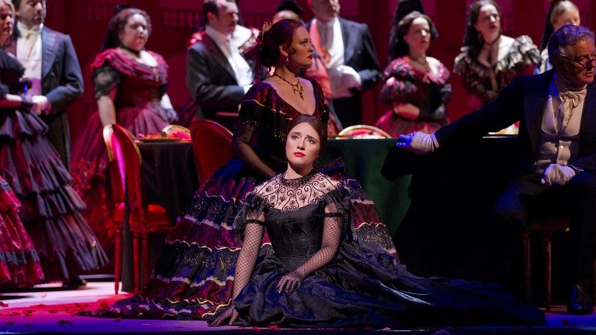 ROH Live: La Traviata 2019