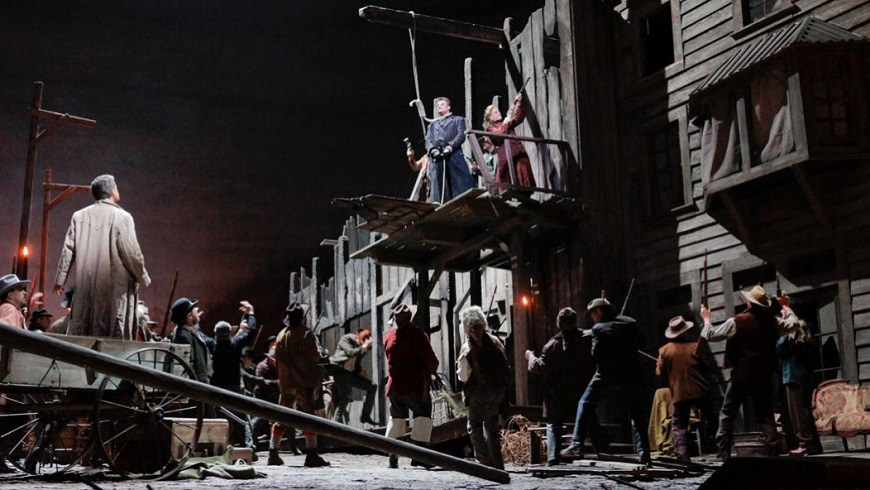 Met Live 18/19: La Fanciulla del West