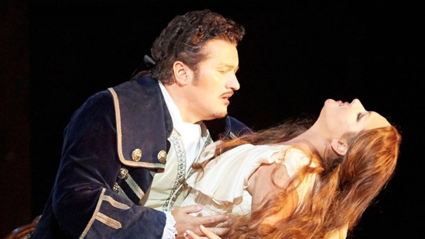 Met Live 18/19: Adriana Lecouvreur main image