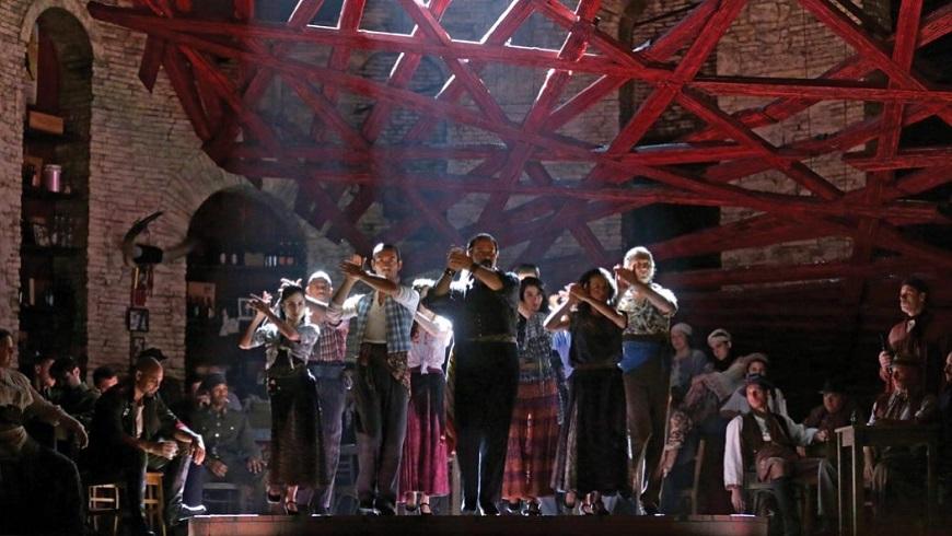 Met Encore 18/19: Carmen