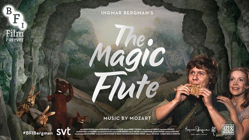 The Magic Flute (re 2018)