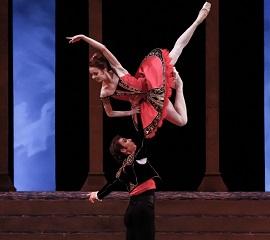 Bolshoi 18/19: Don Quixote thumbnail image