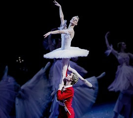 Bolshoi 18/19: The Nutcracker thumbnail image