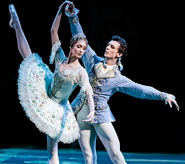 Bolshoi 18/19: The Sleeping Beauty thumbnail image