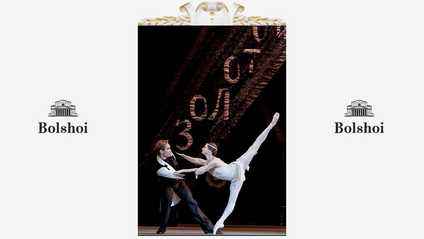 Bolshoi 18/19: The Golden Age