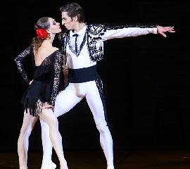 Bolshoi 18/19: Carmen Suite / Petrushka thumbnail image
