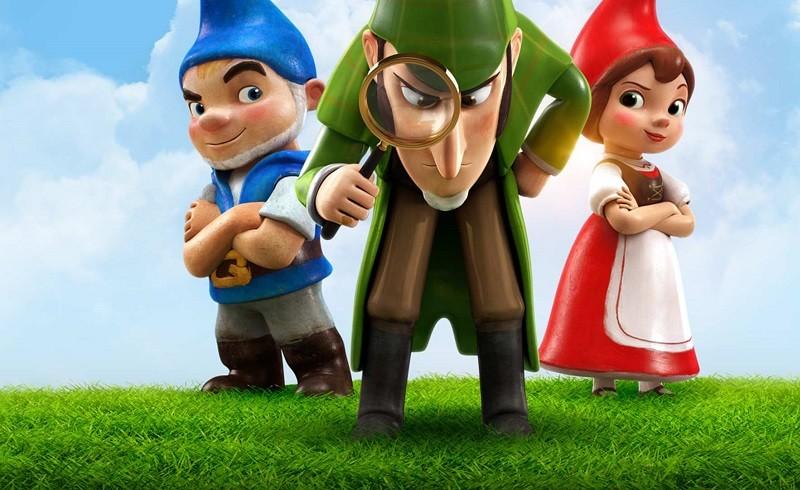 Sherlock Gnomes 2D main image