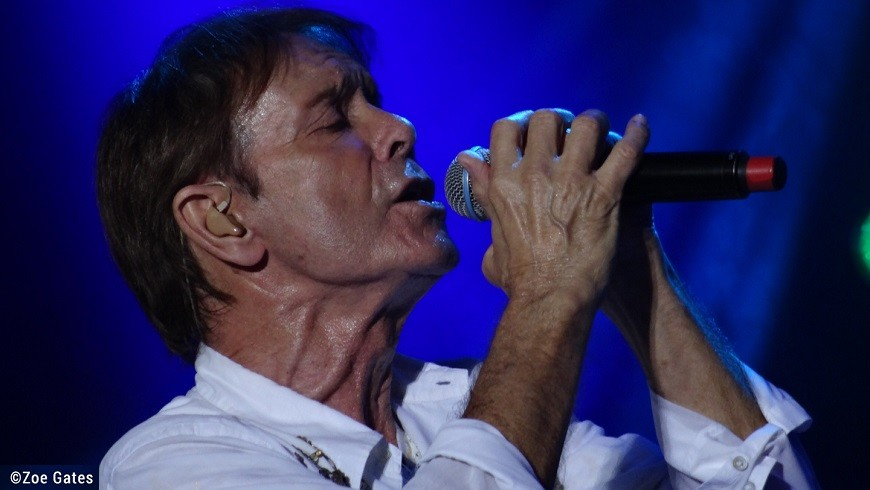 Cliff Richard Live: 60th Anniversary Tour main image