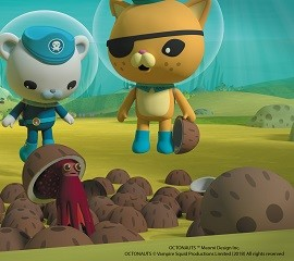 Toddler Time: Octonauts