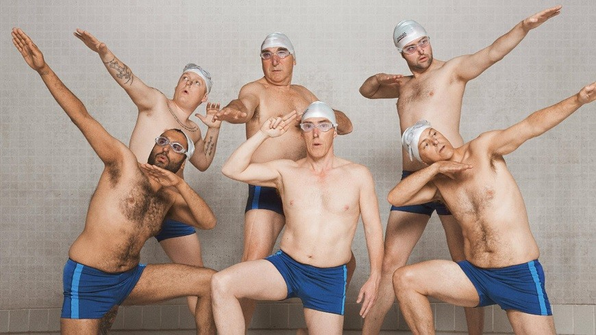 Swimming With Men main image