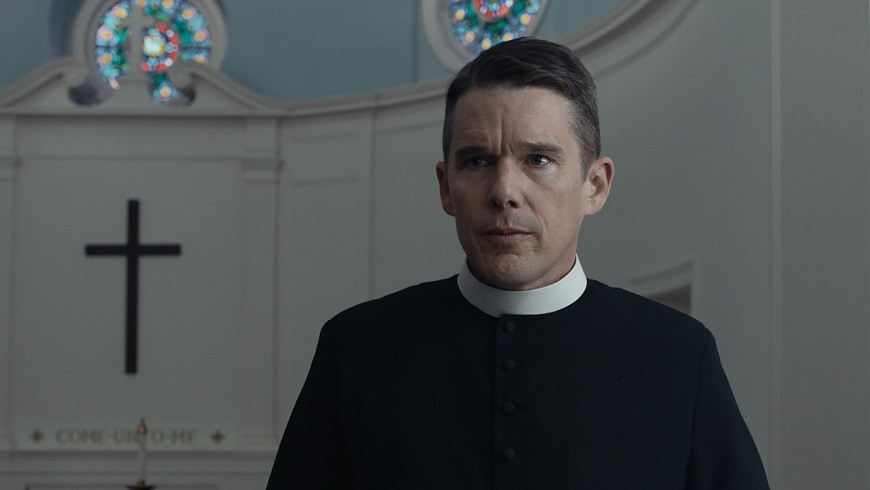 First Reformed main image