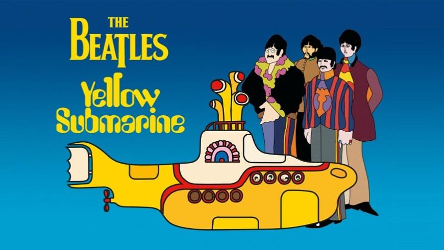 The Beatles Yellow Submarine main image