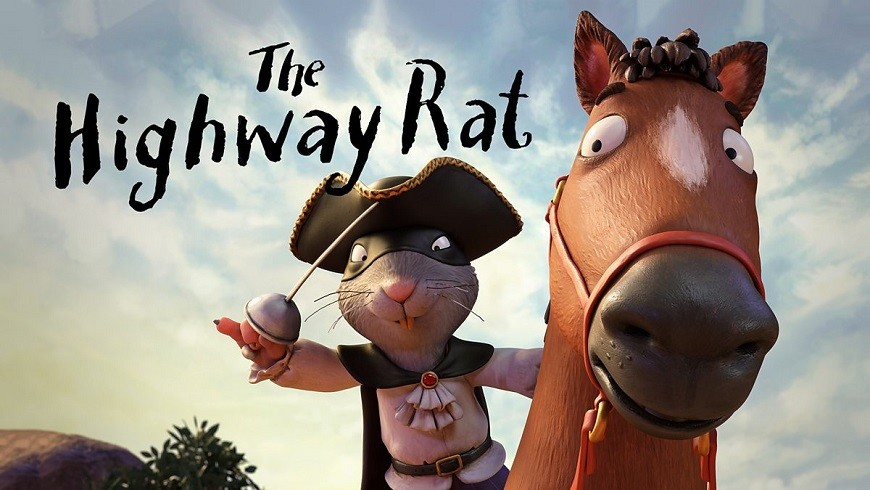 Toddler Time: The Highway Rat main image