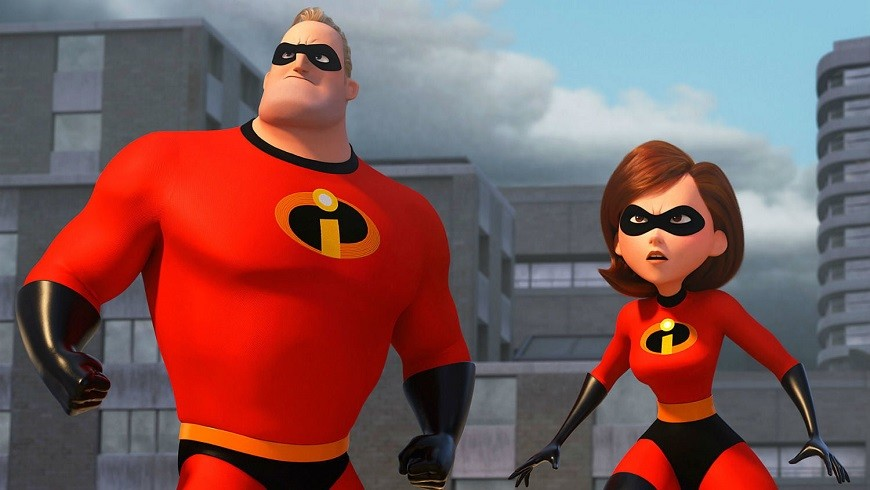 Incredibles 2 2D