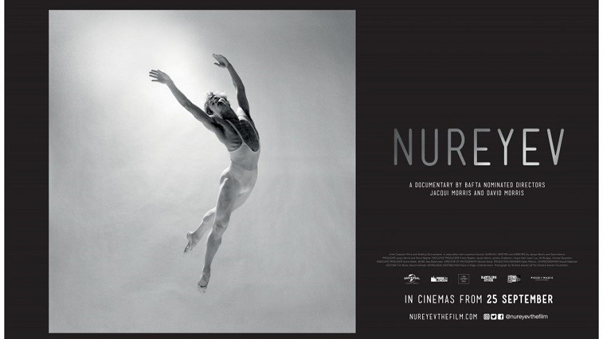 Nureyev - All The World His Stage main image