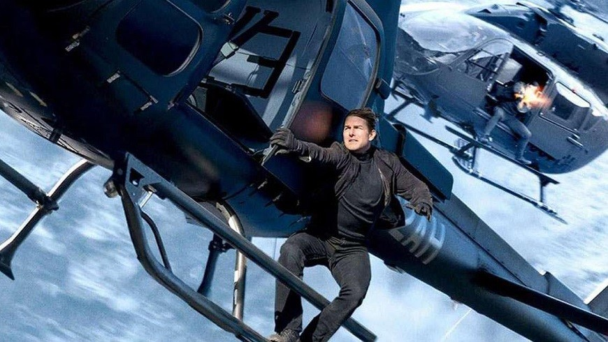 Mission: Impossible Fallout 2D